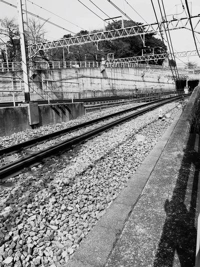 LINE 線路 鉄道 Railway