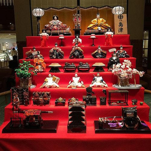 雛人形 京雛 Doll Festival Hima Matsuri Kyoto 京都 March 3rd