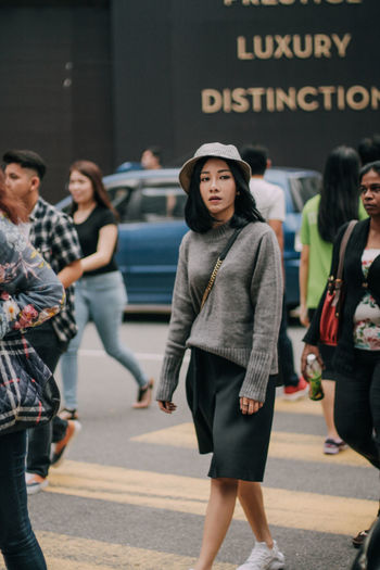 Fashion Lifestyles Malaysia Portrait Real People Street Photography Streetphotography Streetwear