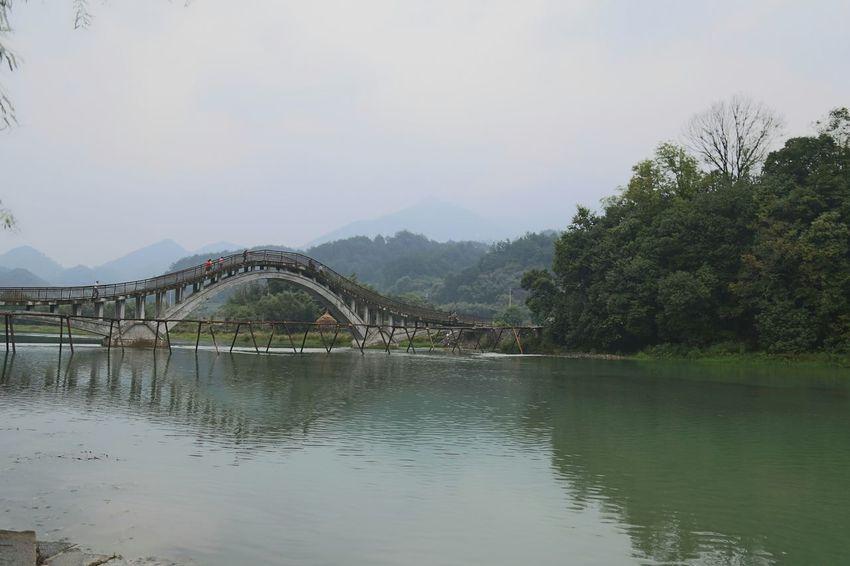 My Unique Style Anhui,China The Purist (no Edit, No Filter) Old Town River Bridges Bridge