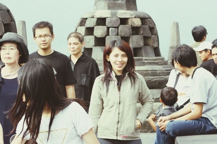 Indonesia_photography Borobudur Temple, Indonesia EyeEm Indonesia EyeEmBestPics Temple Indonesian People's Recreation