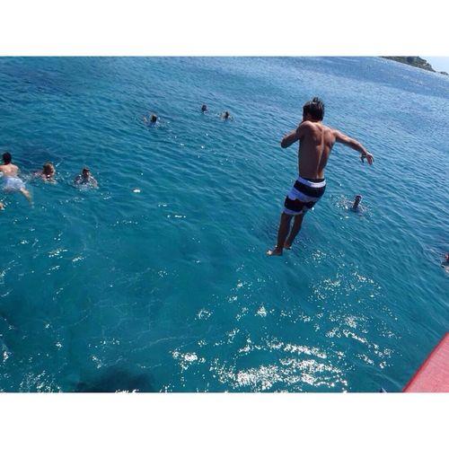 First Eyeem Photo Bodrum, Turkey Turgutreis  Sea