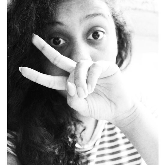 Selfie Blanco Negro Blancoynegro despeinada comosiempre l4l likeforlike