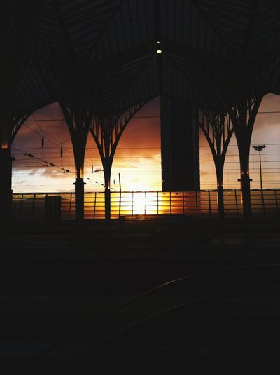 EyeEmlisboa Lisbon Gare Oriente