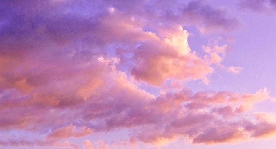 Backgrounds Cloud - Sky Pink Color Sunset Dramatic Sky Abstract Orange Color Nature No People Sky Blue Purple Sky Only Awe Outdoors Beauty In Nature Tranquility Red Beauty Day
