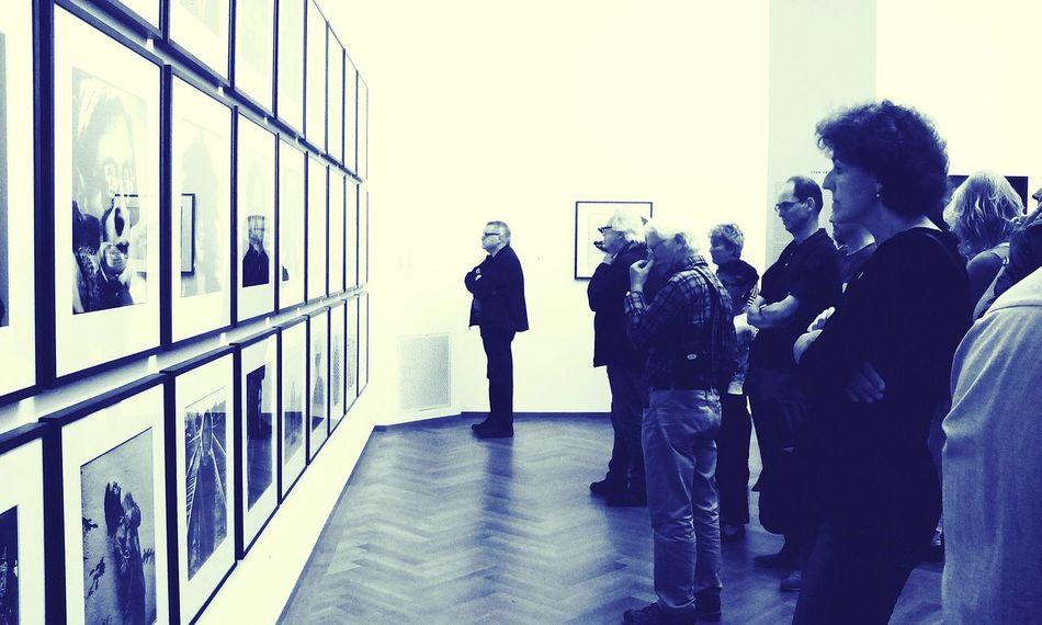Looking Anton Corbijn From Where I Stand Art Museum denhaag