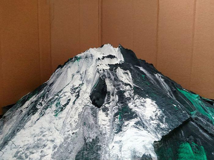 Optical Illusions Mountain Range Mountain Artificial Dust Powder Optical Illusion Snowcapped Mountain Mix Yourself A Good Time The Week On EyeEm
