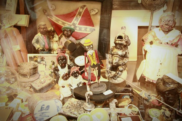 Racial Antiques Antiquestore African American Racist Characatures Rare Antiques The00Mission