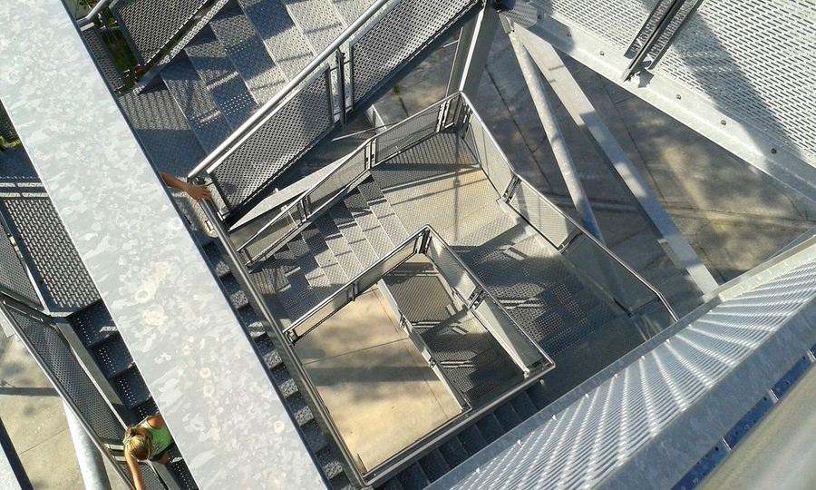 Aussicht Treppe Relaxing Metall Wernigerode Bürgerpark Samsung Galaxy Camera