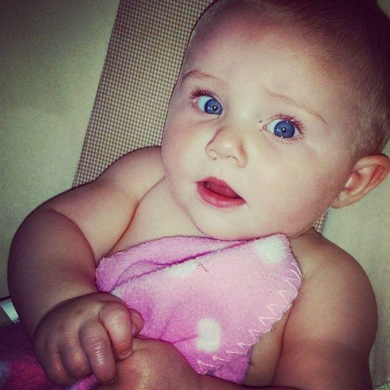 Little Princess Alexis Mãe family love niece