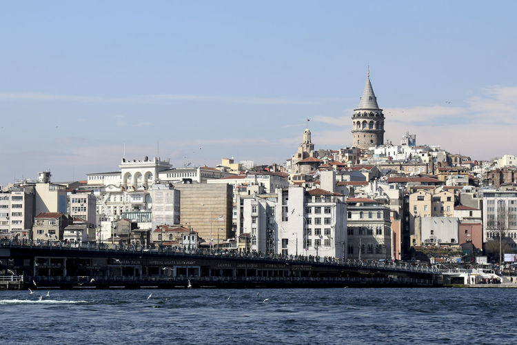 Architecture Building Exterior Built Structure City Famous Place Galata Kulesi Galata Tower Istanbul Turkey Istanbuldayasam Outdoors Residential District Turkey