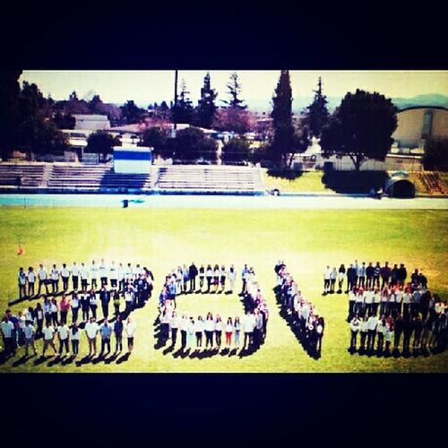 #my class of 2013 # Awesomee #imissssss them
