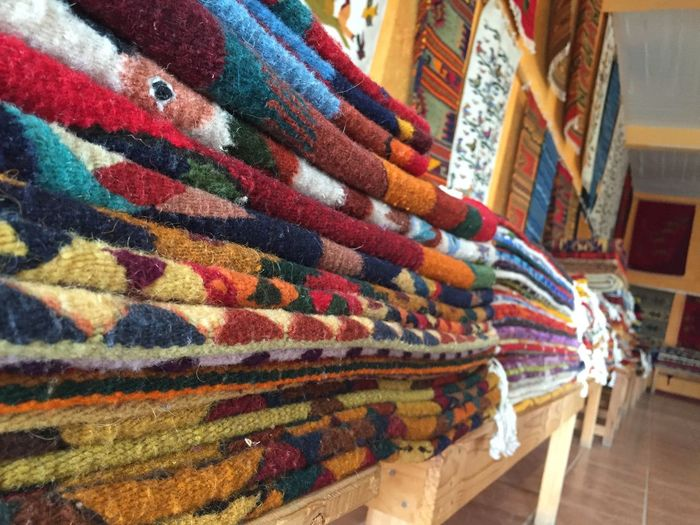 Textile Factory Handmade Indigenous  Handcraft Traveling Mexico Colours Oaxaca Mexico