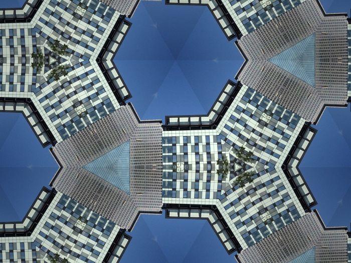Art Mosaic Urban Building ProCam