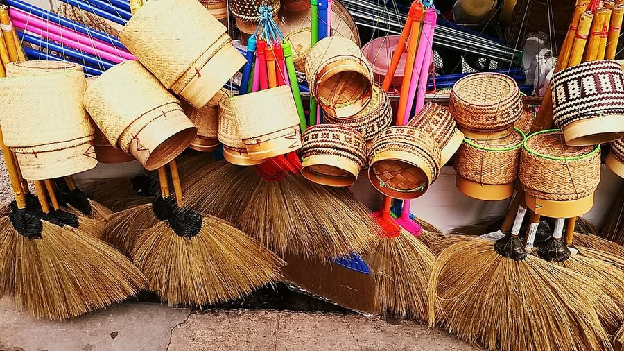 Brooms for