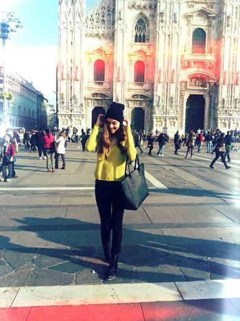 Duomo Di Milano Enjoying Life Traveling Milano