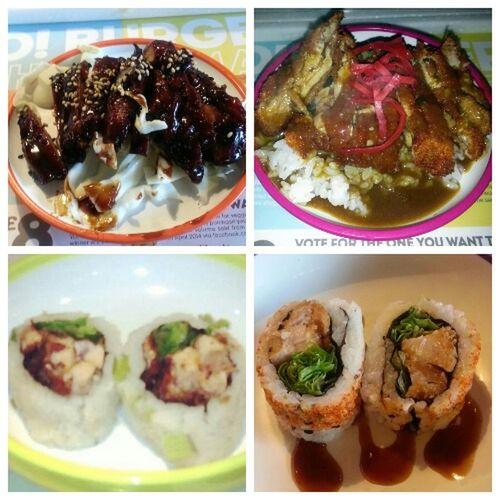 Thought I treat myself ^^ My Favourite Restaurant Happytummy :D Yummy♡