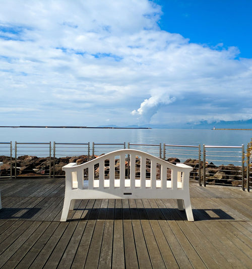 Sea Summer Summertime Lonely Sit Chair Relax Relaxing Seascape Beautiful Simmetry Prospective Tide Coast Coastline Outdoor Chair Hooded Beach Chair Wave Outdoor Cafe Coastal Feature Lighthouse Rocky Coastline Marram Grass Boardwalk Cruise Ship Beach Hut Surf Groyne Bay Of Water Low Tide