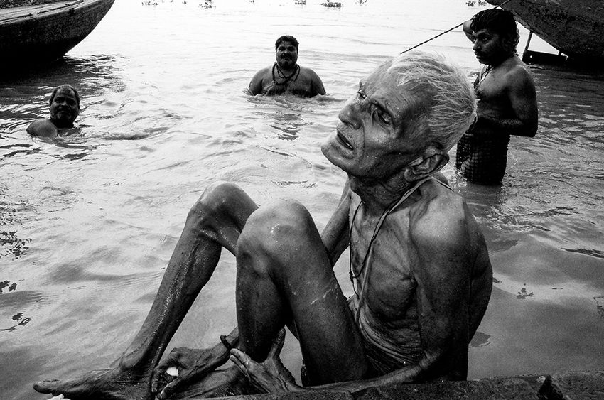 Varanasi, 2016 Ganges India Street Street Photography Streetphoto_bw Travel Varanasi Varanasi, India Ganges, Indian Lifestyle And Culture, Bathing In The Ganges, Eyeemphoto