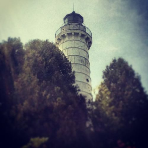 Sunshine ?☀ Lighthouse Doorcounty Canaisland Spam sorry