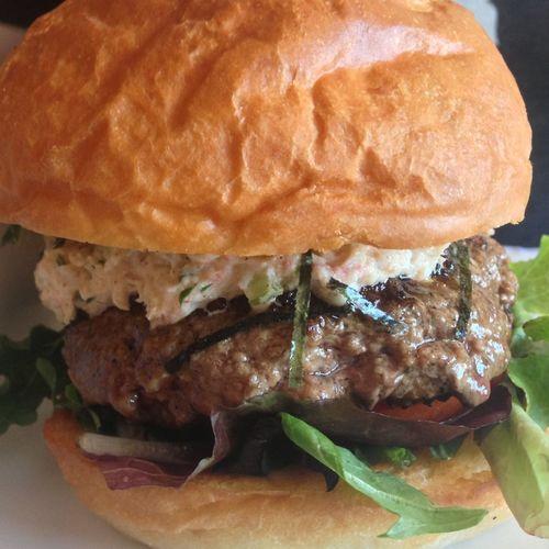 California Roll Burger I Love Food! IPhoneography Food Porn Food