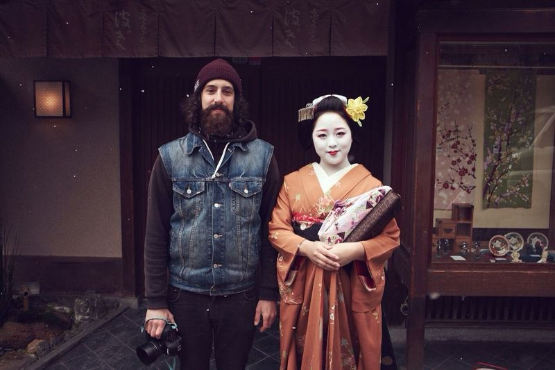 geisha vs.