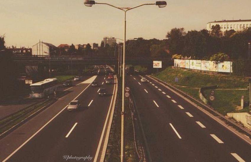 Highway Road Belgrade Belgradestreets Wphotography EyeEm Best Shots Bestoftheday Photography Popular Photos Lines
