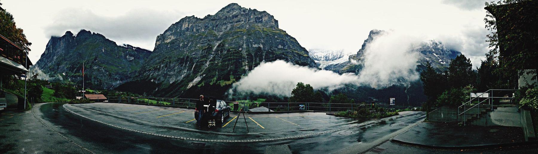 Mountains Switzerland Awsame