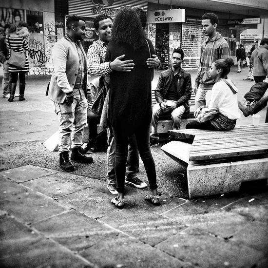 Melbourne People IPhoneography Black & White Australia Everybodystreet Streetphotography Untold Stories Street Life Eye4photography  EyeEm Best Shots Urban Lifestyle