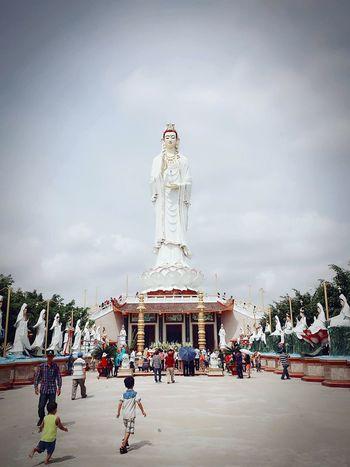 A Di Đà Phật First Eyeem Photo Vietnam Trip Baclieu Vacation 2016