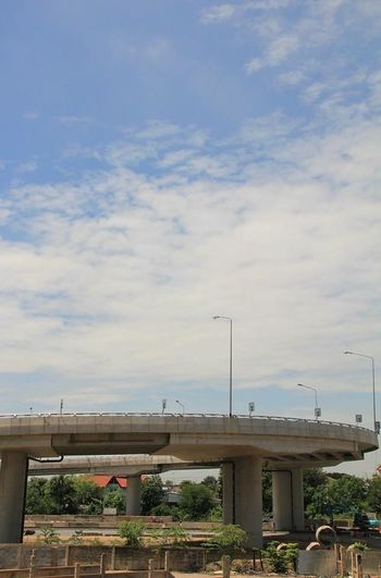 Landscape Bridge Cityview Way Sky From My View View Cross Architecture Photography
