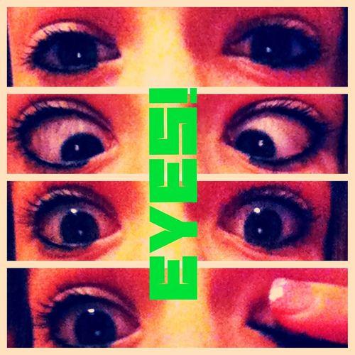 Eyes babay!❤