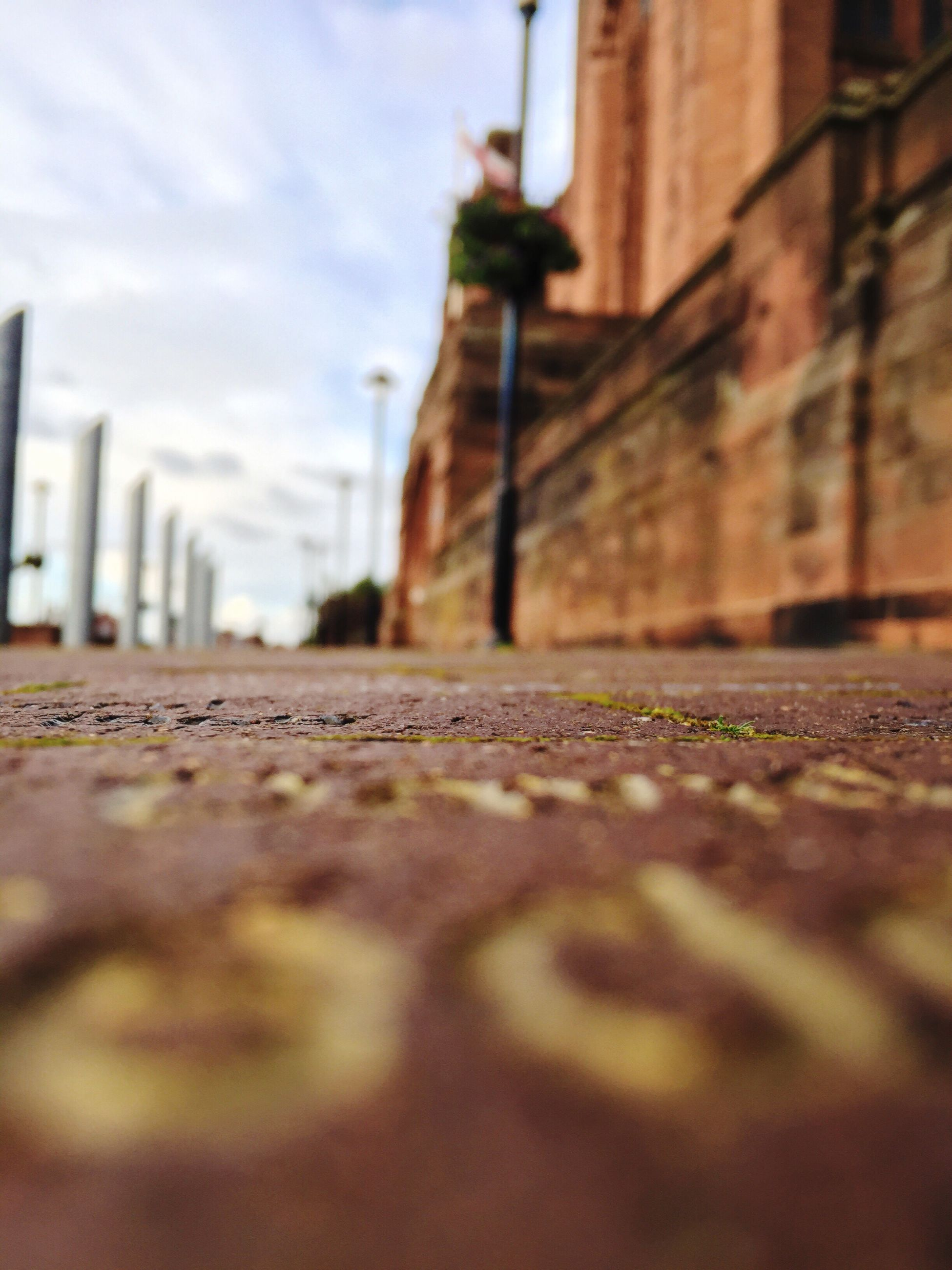 architecture, building exterior, built structure, surface level, no people, selective focus, outdoors, sky, day, close-up