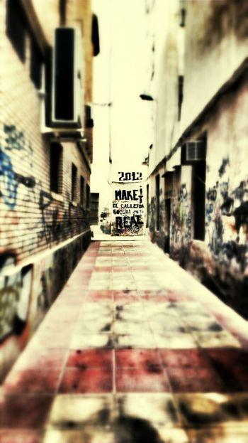 El callejón. Street Taking Photos