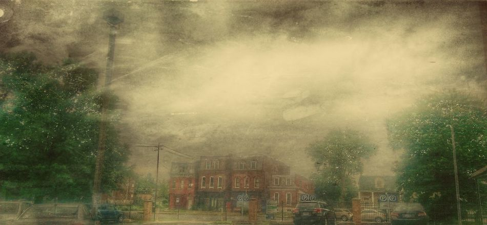 The Impurist Street Photography Buildings And Sky Cloudlovers Stormembracing Show-me-state Of Mind Vintage Eyes Stl