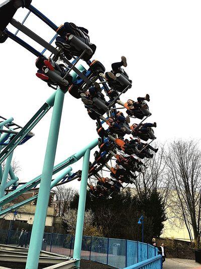 Adrenalin Amusement Park Low Angle View Sky Amusement Park Ride Arts Culture And Entertainment Nature Go Higher Metal Day Leisure Activity Outdoors Built Structure Ride Fun Enjoyment