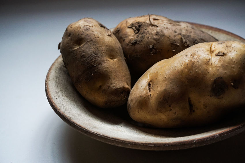 Potato Close-up Food Food And Drink Freshness Healthy Eating Indoors  Kentang No People Plate Ready-to-eat Still Life Table Wellbeing