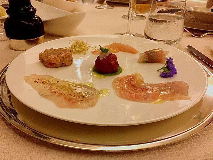 My World Of Food Crudité In Vino Veritas