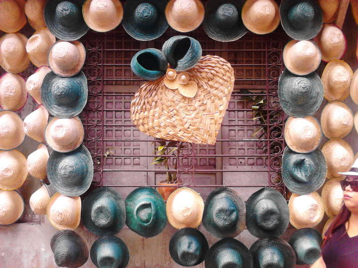 EyeEm Selects Festival Pahiyas Quezon Province Hats SiQuezon Wtn_wheretonext Sinopinas Travel Explore Wander Discover  Getlost