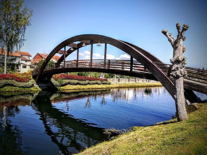 Bridge over the