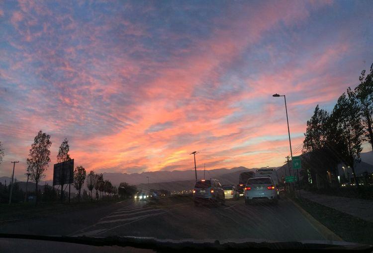 Sky Chile Chamisero Goodmoorning