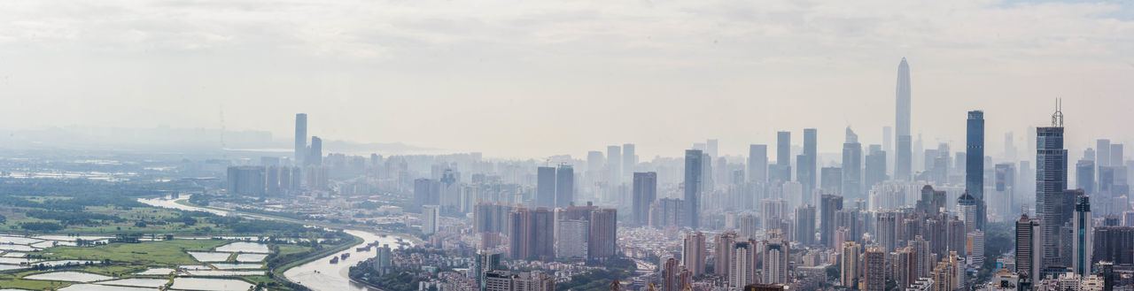 Built Structure City Cityscape Modern Skyscraper Tall - High Tower Travel Destinations