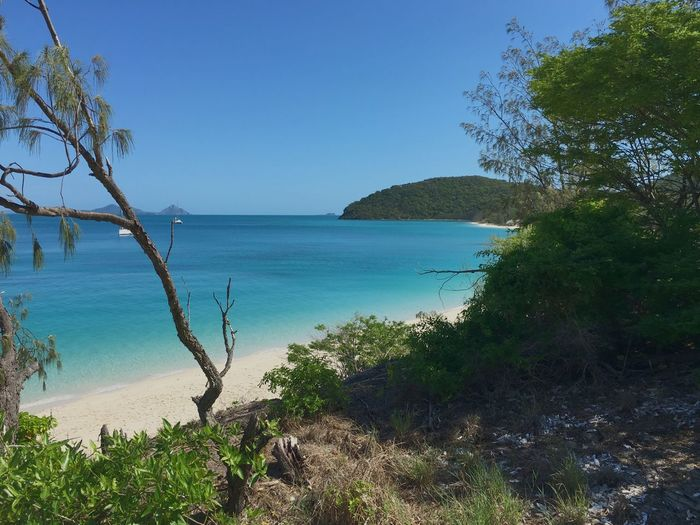 Whitsundays, Great Barrier Reaf Chalkies Beach