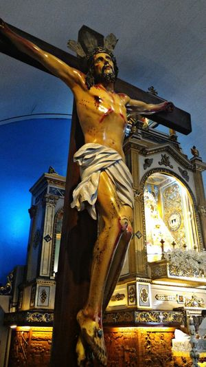 ManaoagChurch Crucifix