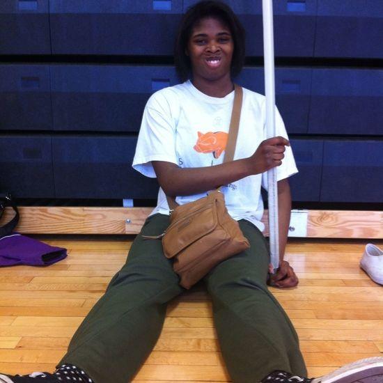 CTFU, she's the reason why I go to class