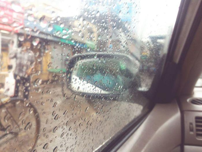 #rain #nature #busycity #travelling