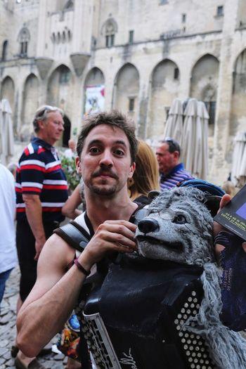 Southern France France Festive Season Festival D'Avignon Avignon