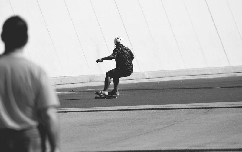 Streetphotography Skating Eye4black&white  EyeEm Bnw