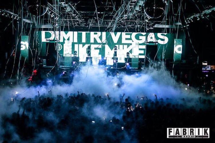 Dimitrivegas&likemike Firstime  Fabrik 2014