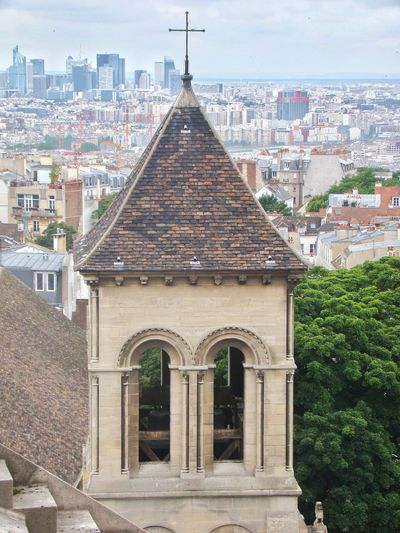 Architecture Building Exterior Travel Destinations City Sky Tower City Life Arch History Church Famous Place No People Tall - High Day Churchtower EyeEmBestPics Beautiful Urban Scene Architecture Paris Atmosphere